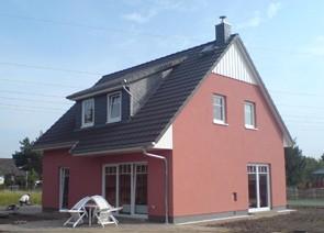 Satteldach-Haus in Winsen Aller bei Celle bauen